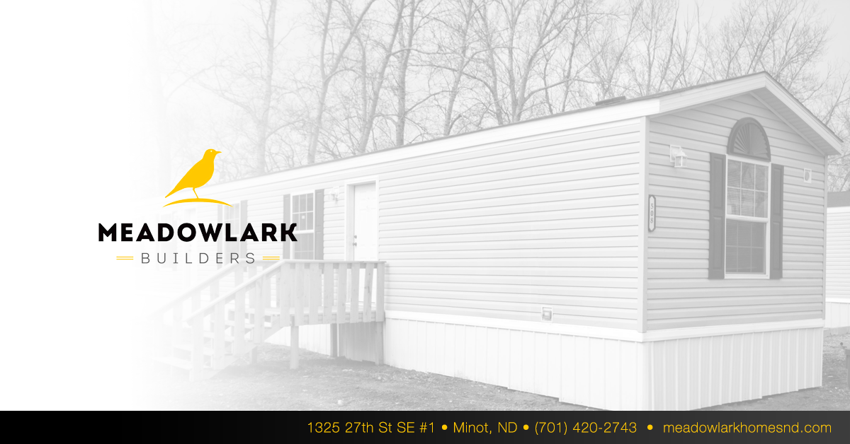 Minot rentals minot manufactured homes meadowlark homes for Nd home builders